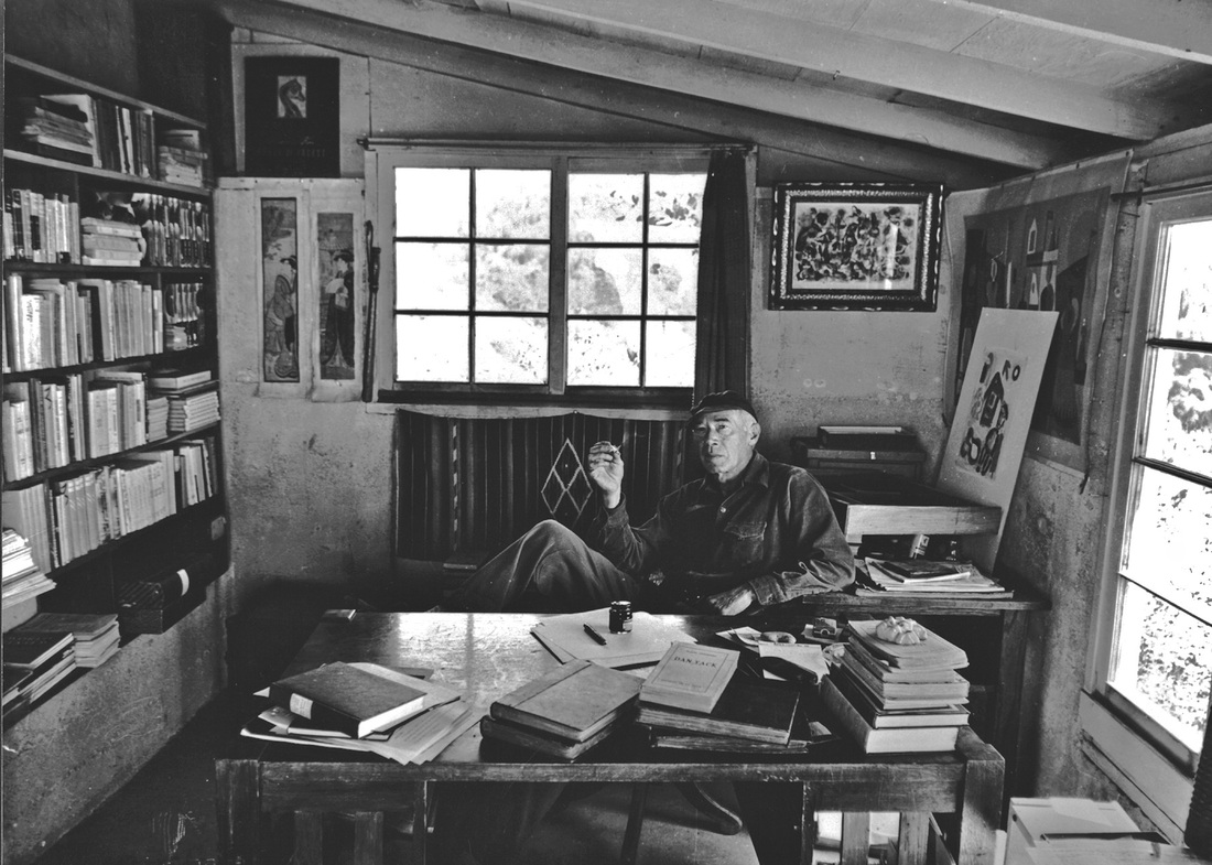 The Writing Space Of Famous Writers
